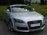 £0 DEPOSIT FINANCE*** Audi TT 2.0 TFSI Exclusive Line 3dr **STUNNING** FREE AA WARRANTY** PX WELCOME