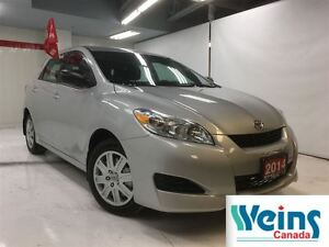 2014 Toyota Matrix NO ACCIDENTS , 1 OWNER , POWER OPTIONS