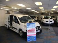 FIAT SCUDO MULTIJET 2L LWB ONLY 67,391 MILES LIKE NEW !