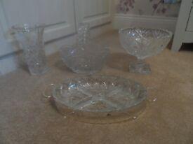 Cutglass Ornaments