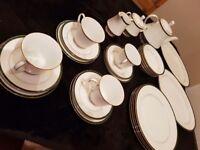 Tea set and dinner service