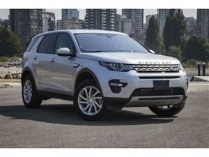 2017 Land Rover Discovery Sport HSE *Certified Pre-Owned! 6Yr/16