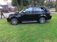 Range Rover sport 2.7 diesel MOT engine gearbox 300 excellent £300 road tax for 1 year