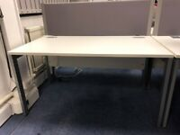 FREE white Office Drawers 2x