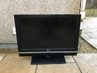 "lg 37 "" HDTV for sale. 7 day warranty."