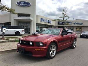 2008 Ford Mustang GT-cali edition