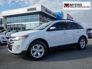 2014 Ford Edge SINGLE OWNER TRADE/FWD