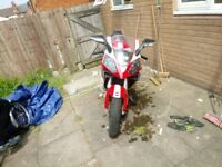 Gilera SC £1000 ONO needs a new battery and a new clutch lever first resonaable offer first serve