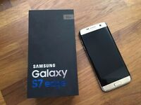 SAMSUNG GALAXY S7 EDGE 32GB GOLD | LIKE NEW | UNLOCKED