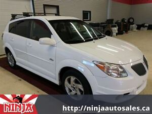 2006 Pontiac Vibe Automatic-Alloys-Cheap on Gas