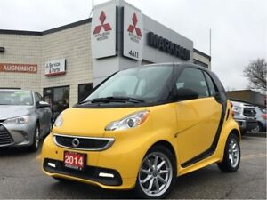 2014 Smart fortwo electric drive Passion(FULL ELECTRIC, PREMIUM