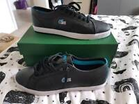 Brand new Lacoste trainers