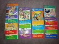 3 x sets of girls fiction books-inc Enid Blyton