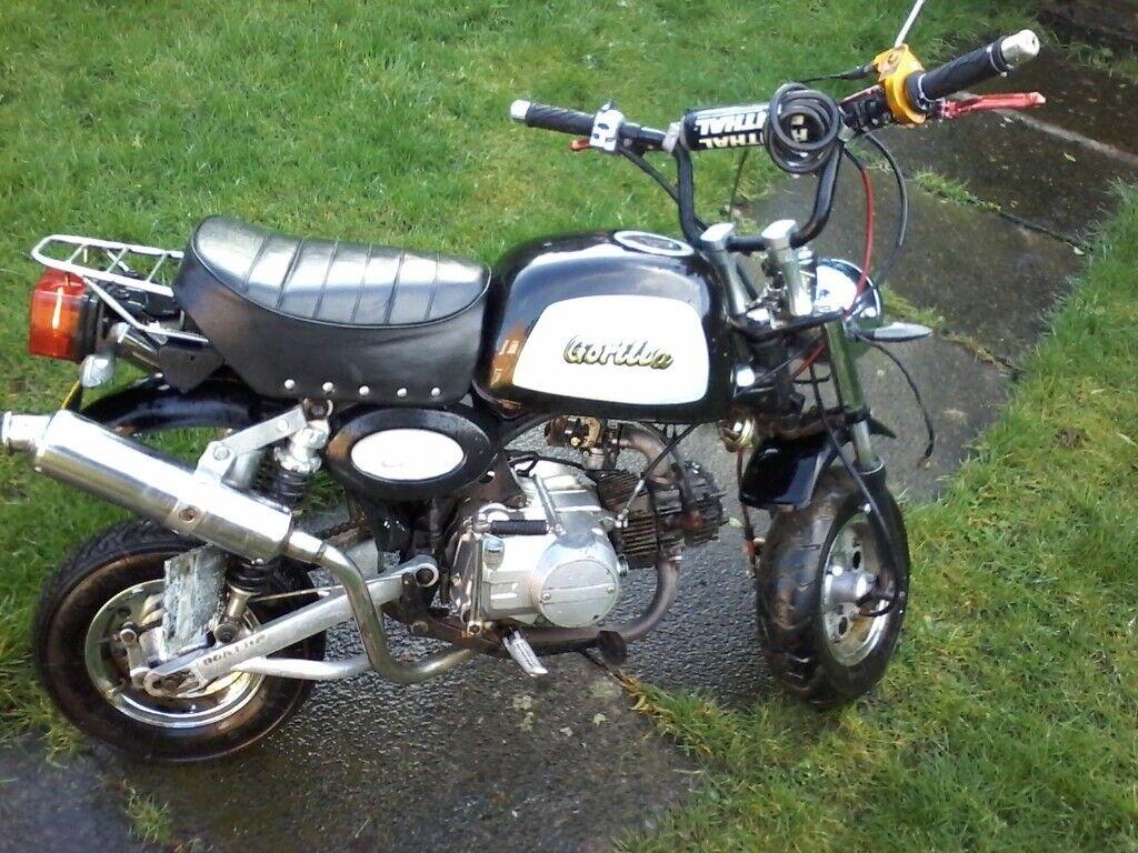Lifan 110 monkey bike | in Nuneaton, Warwickshire | Gumtree