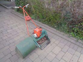 Petrol Mower Suffolk Punch
