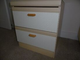 BEDSIDE CABINET, Excellent condition