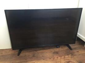 """DIGIHOME 43"""" TV IN GOOD CONDITION (NOTE ITS NOT A SMART TV)"""