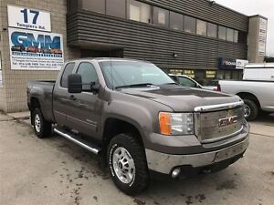 2013 GMC SIERRA 2500HD SLE Extended Cab Short Box 4X4 Gas