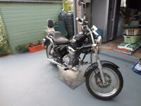 125 GILERA M/C Very Low recorded Milage and in Very Good Condition
