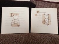 Mamas and papas Barnaby Button Bear Range
