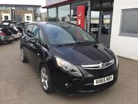 Vauxhall Zafira 1.6 CDTi ecoFLEX Elite 5dr (carbon flash) 2015