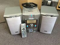 LG LF-BM340 DAB Radio Micro Hi-Fi System for sale.