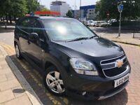 Chevrolet Orlando 2012 (12reg) Diesel, Automatic, 7 Seat MPV XL, Ford Galaxy,VW Sharan seat Alhambra