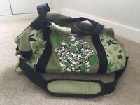 Teenage mutant ninja turtle bag