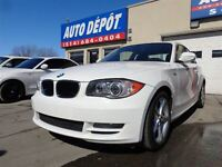 2011 BMW 128I 6-VITT BLUETOOTH MAG