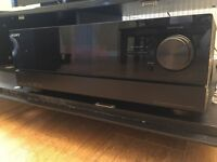 Sony STR-DN610 AV receiver + Pioneer 5.1 Speakers