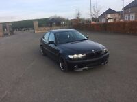 2003 bmw 320d m sport in very good condition for sale ( a4 audi 330d passat vw golf mercedes