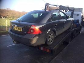 Mondeo tdci Mk3 2005 breaking for parts