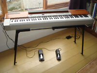 Yamaha P-120 Electronic Piano in perfect condition