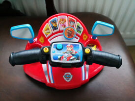 Paw Patrol driving game