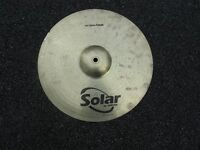 "Sabian Solar 14"" Crash Cymbal"
