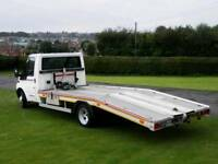 TOWING COMPANY CAR DELIVERY CAR TRANSPORTER BREAKDOWN SERVICE CAR RECOVERY AUCTION M25 M1 M11