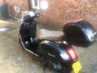 Vespa gt 125 low mileage one owner