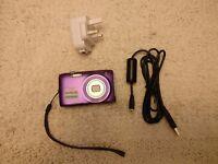 Digital Camera Nikon Coolpix S3100 5x Wide Optical Zoom 14.0 Megapixels