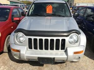 2004 Jeep Liberty Limited CALL 519 485 6050 CERT AND E TESTED London Ontario image 2