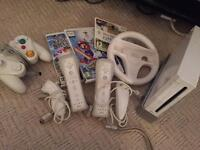 Wii Bundle - Console, Games & Accesories