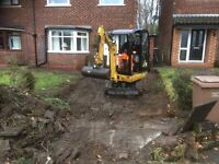 Groundworks Landscaping and Driveways