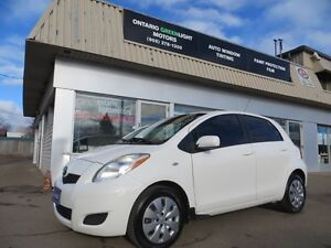 2010 Toyota Yaris ALL POWERED,A/C,CRUISE CONTROL,AUTOMATIC