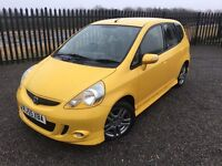 2005 55 HONDA JAZZ 1.4 SE SPORT M.P.V - JANUARY 2018 M.O.T - GOOD EXAMPLE!