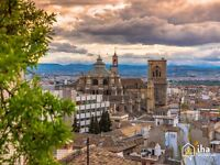 Spain!! Huge beautiful house 14ppl thermal waters, trekking, GRANADA, beach, mountain. Book it £450