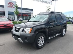 2012 Nissan Xterra SV - TOP OF THE LINE - PREMIUM AUDIO PKG