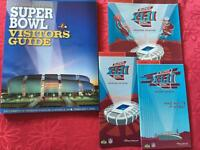 Super Bowl 42-Collection-programmes