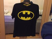 Batman Large T-Shirt New With Tags