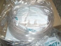 NEW - 10x AIRNERGY Adult Nasal Cannulas - Oxygen Therapy - 2.1 m tubing