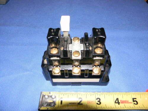 Allen-Bradley Series K 815-BOV15 Overload Relay 600V (RL65)