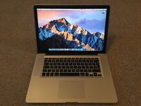 MacBook Pro 201 - WITH SIGNIFICANT UPGRADES - Boxed & Immaculate Condition